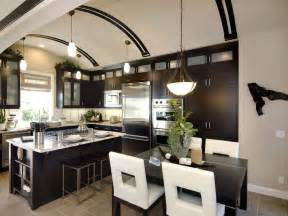 Shaped Small Space Effectively Creating Eat Kitchen kitchen layout templates 6 different designs hgtv