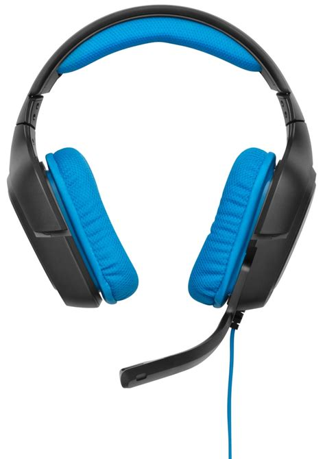 Busa Earcup Earpad Headset Logitech G430 g430 surround sound gaming headset logitech support