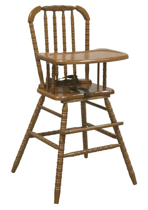Lind High Chair by Da Vinci Lind High Chair In Maple Mdb M0384m