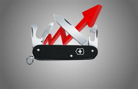 here s why your next victorinox swiss army knife might