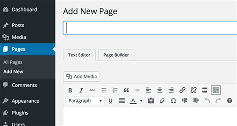 create new layout in wordpress how to create custom wordpress layouts with beaver builder