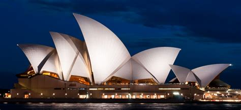 One Year Mba Sydney by J 248 Rn Utzon S Sydney Opera House Is 40 Celebrate With