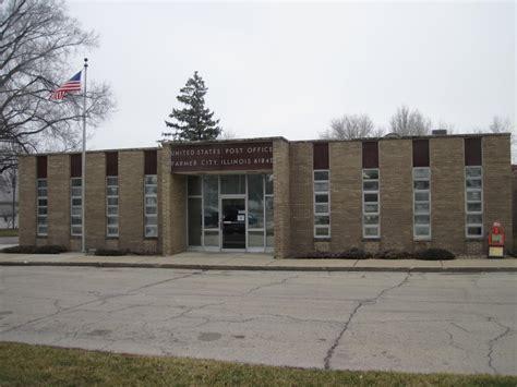 Johnston Post Office by Johnston City Illinois Post Office Post Office Freak