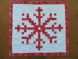 Snowflake Quilt by Snowflake Quilt Blossom Quilts Crafts