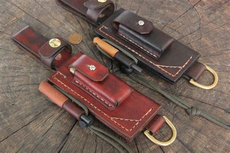 handmade knife sheaths knife sheaths lucas forge