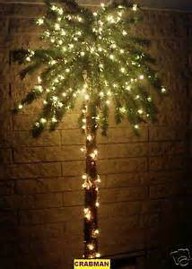 beach paradise outdoor 7 300 lighted tropical palm tree 7