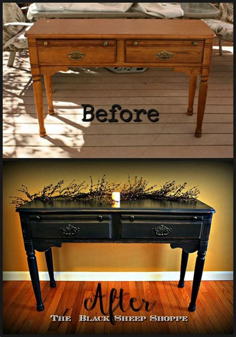 painting oak table with chalk paint 25 best ideas about black chalk paint on