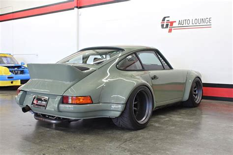 porsche rwb first rwb porsche built in the united states can be yours