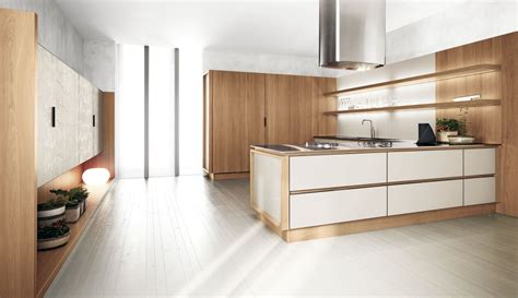 Scandinavian Kitchen Designs two tone modern white kitchen cabinets google search