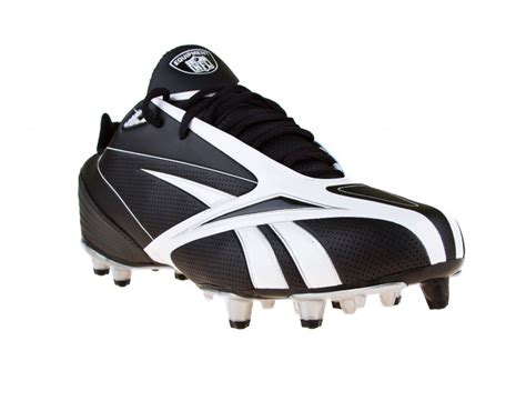 reebok shoes football football shoes reebok nfl burner speed 3 low shoes