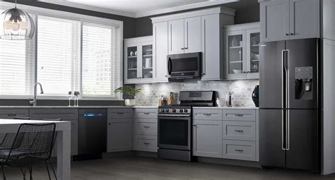 Stainless Kitchen Cabinet by Gallery Of Brown Kitchen Cabinets With Stainless