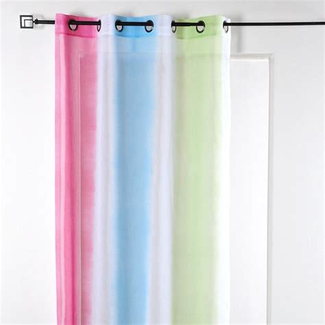 Rideau Tie And Die by Voilage 135 X H260 Cm Tie And Die Multicolore Voilage