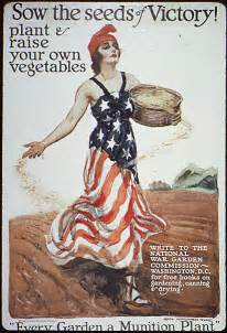 the movement to bring back victory gardens my money