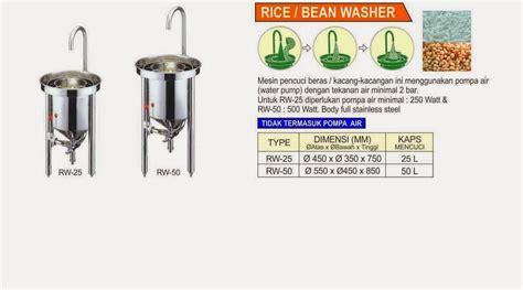 Pelet Apung Merah rice bean washer cv multi bima sejahtera