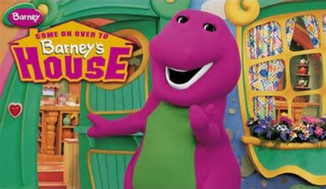 barney house come on over to barney s house 2000 youtube