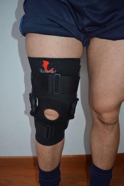 dolore ginocchio interno corsa ginocchiera o tutore per il ginocchio per i legamenti e