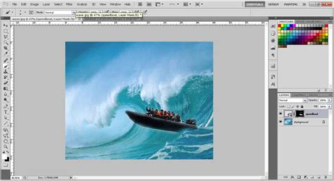 tutorial photoshop mix learn how to blend two photos together photoshop