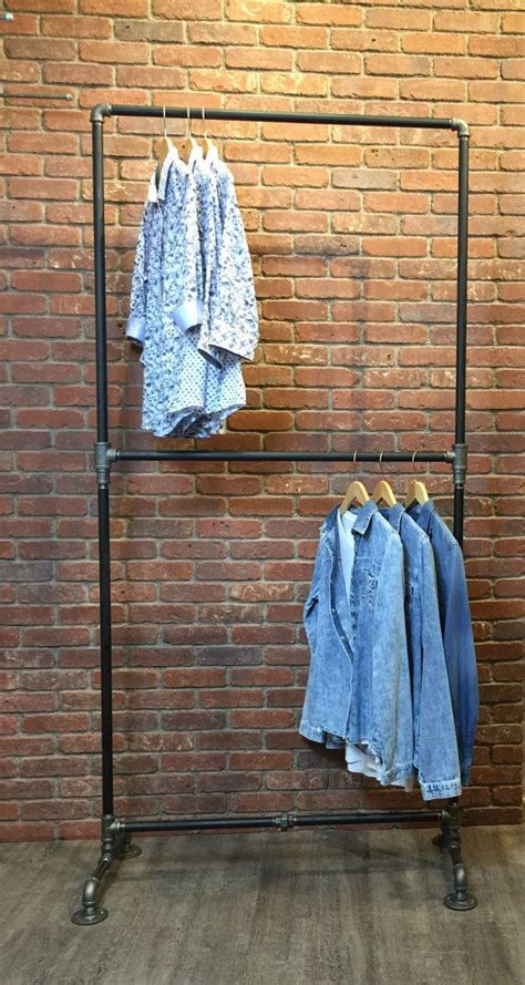 how to wear vintage for vintage industrial style 25 best clothing racks ideas on clothes racks pipe store and clothes rack bedroom