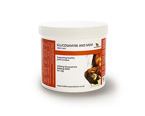 Msm Detox Side Effects by Glucosamine And Msm