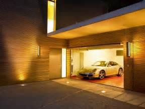 beleuchtung einfahrt gutes licht f 252 r garage und carport