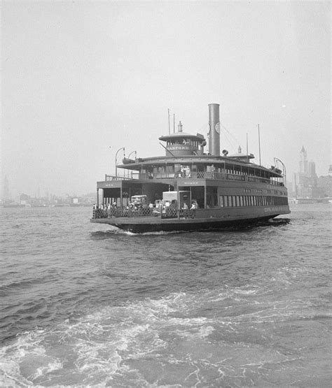 ferry boat jersey 338 best images about old new york on pinterest new york