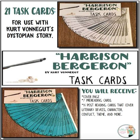 themes in the story harrison bergeron the 25 best dystopian short stories ideas on pinterest