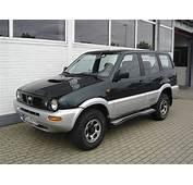 1998 Nissan Terrano II  The Was Built