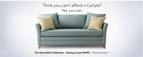 carlyle sofa beds carlyle sofa beds carlyle sofa bed size in midtown