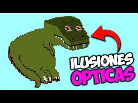 ilusiones opticas minecraft las mejores ilusiones opticas en minecraft explotara tu