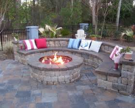 Backyard patio ideas with fire pit landscaping gardening ideas