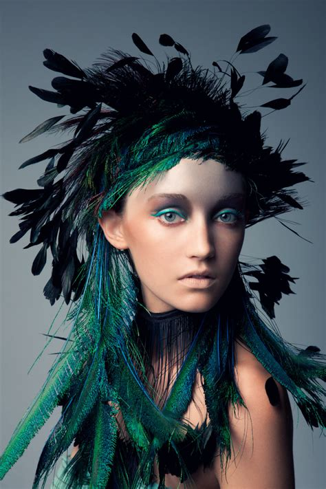 parrot hairstyle brittany hollis by jeff tse