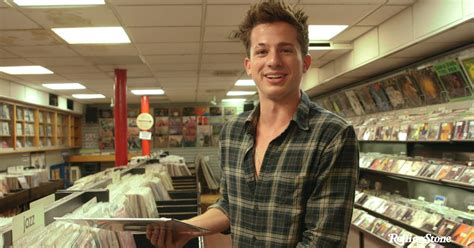 charlie puth house watch charlie puth shop for records recall first kiss