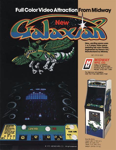 emuparadise arcade galaxian namco set 1 rom