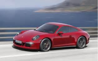 Porsche 911 Carerra 2015 Porsche 911 Gts Revealed