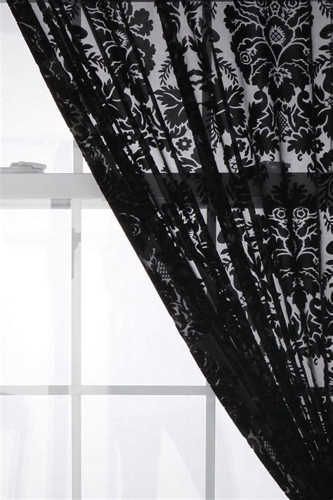 black lace window curtains 161 best images about home shabby chic lace curtains