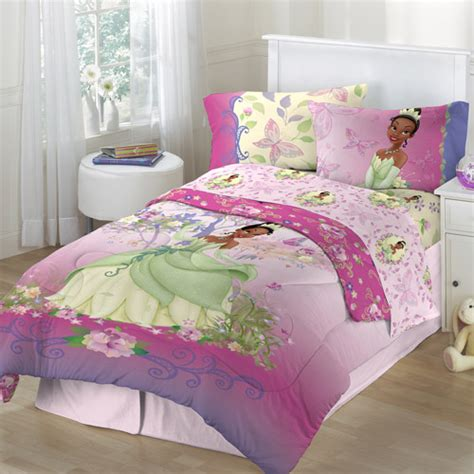 princess tiana bedroom set walmart