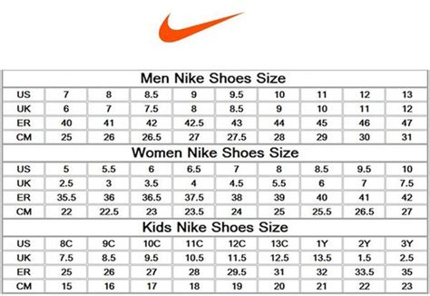 nike football shoes size chart jr tiempo v4 tf elevens football shop