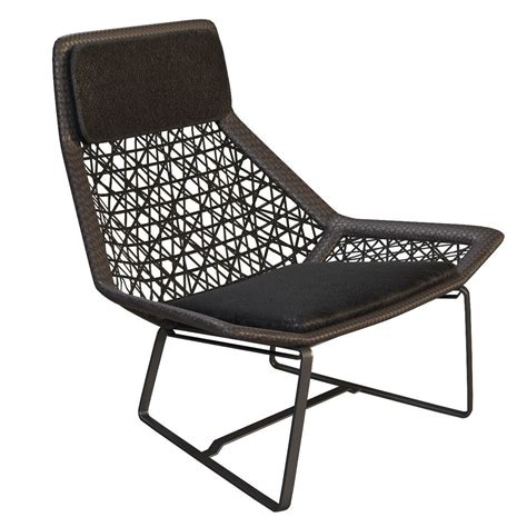 Kettal Outdoor Furniture by Outdoor Wicker Chair Maia Of Kettal 3d Model Max