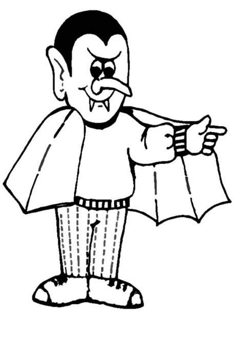 Dracula Coloring Pages Dracula Coloring Pages