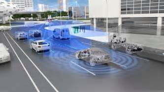 Zf Connected Car Continental Zf Debut New Autonomous Driving Tech At Ces