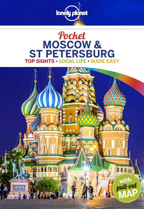 libro moscow and st petersburg in pocket moscow st petersburg 1 planeta de libros