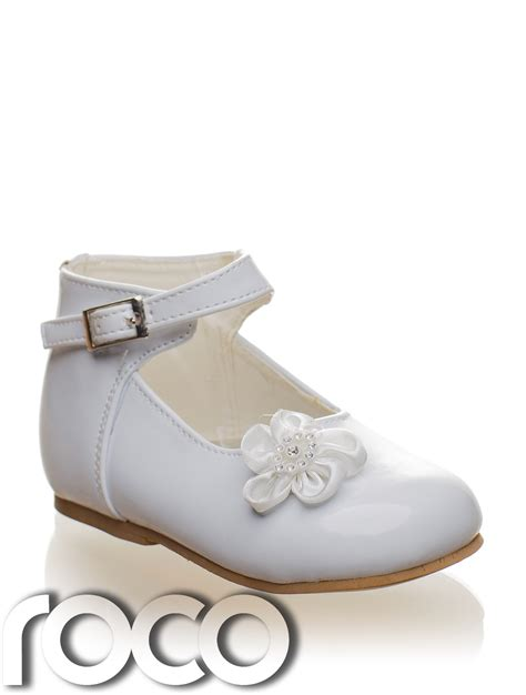 white shoes for baby baby white shoes christening wedding flower