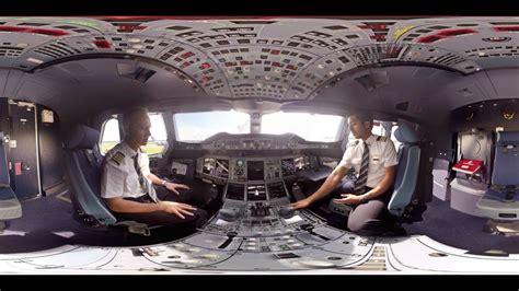 cabina di pilotaggio airbus a380 360 176 cockpit tour of emirates airbus a380 emirates