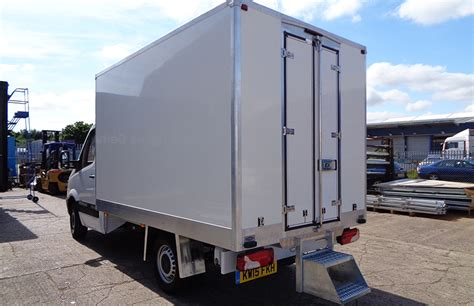 luton vans bodyworks ag bracey experts in box van bodywork ag bracey