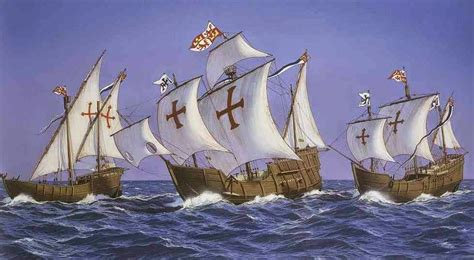 three boats christopher columbus sailed christopher columbus ships social studies pinterest