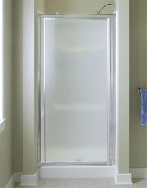 Single Shower Doors Glass Single Glass Shower Door Decor Ideasdecor Ideas