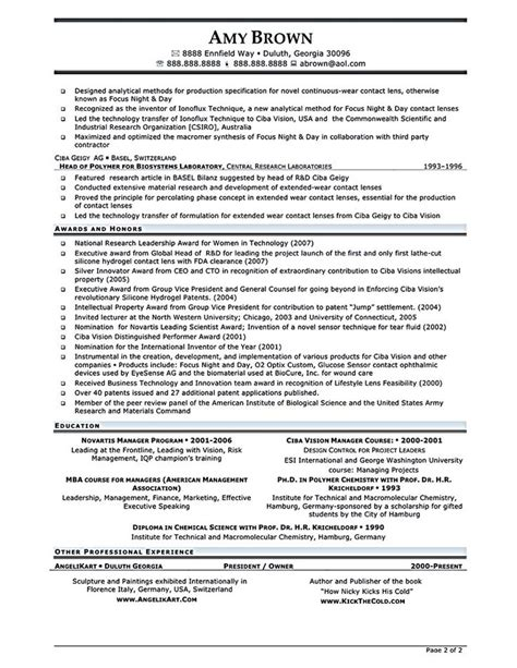Projects On Resume by The 25 Best Project Manager Resume Ideas On