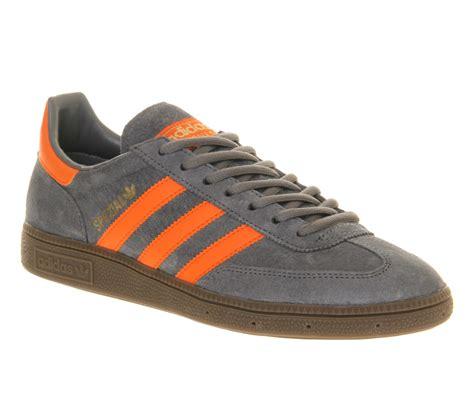Adidas Cloudfoam Grey Denim lyst adidas spezial grey orange in gray for