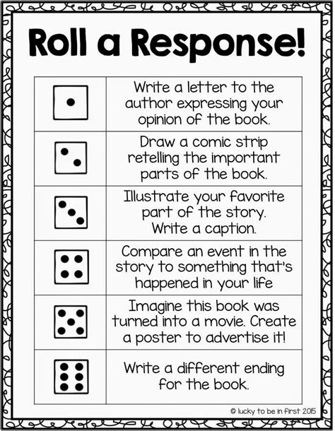 Reading Response Worksheets by 25 Best Ideas About Reading Response Activities On