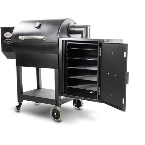 Louisiana Grill by Louisiana Grills Cold Smoke Cabinet For Country Smoker